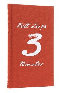 bokomslag Mitt liv på 3 minuter
