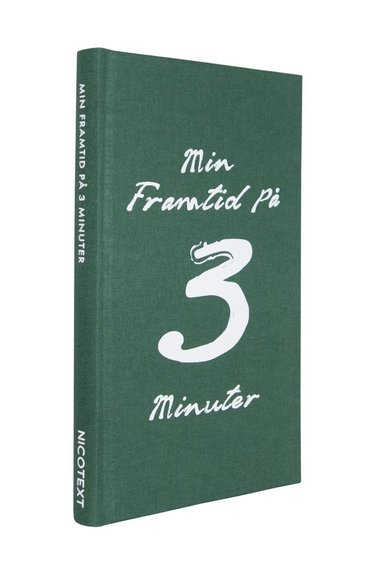 bokomslag Min framtid på 3 minuter