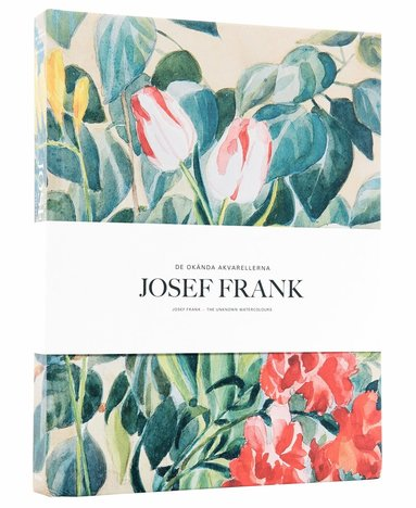 bokomslag Josef Frank : de okända akvarellerna