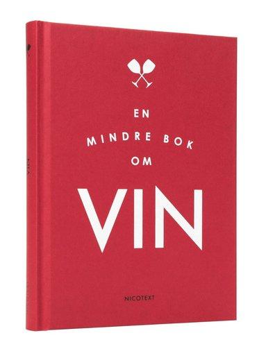 bokomslag En mindre bok om vin