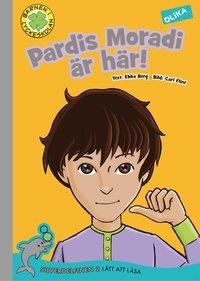 bokomslag Pardis Moradi är här!