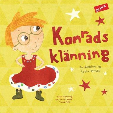 bokomslag Konrads klänning