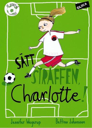 bokomslag Sätt straffen, Charlotte!