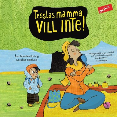 bokomslag Tesslas mamma vill inte!