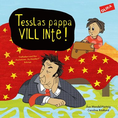bokomslag Tesslas pappa vill inte!