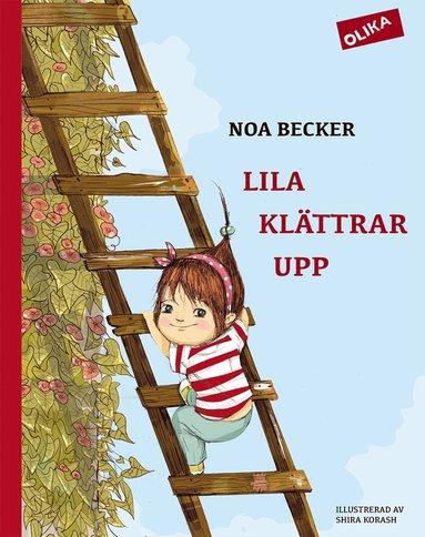bokomslag Lila klättrar upp