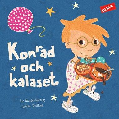 bokomslag Konrad och kalaset
