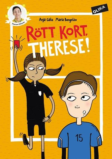 bokomslag Rött kort, Therese!
