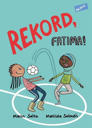 bokomslag Rekord, Fatima!
