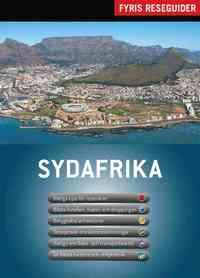 Sydafrika med karta