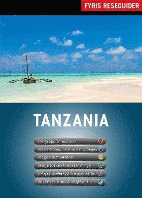 bokomslag Tanzania (utan separat karta)