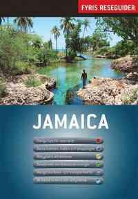bokomslag Jamaica med karta
