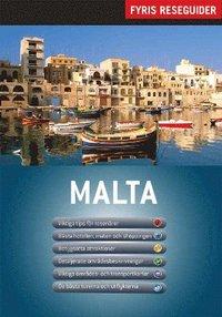bokomslag Malta med karta