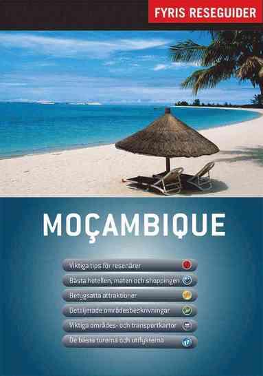 bokomslag Mocambique med Karta