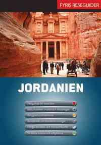 bokomslag Jordanien utan separat karta