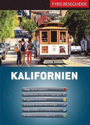 bokomslag Kalifornien med separat karta