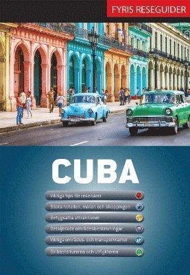 bokomslag CUBA med separat karta
