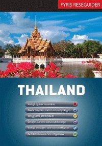bokomslag Thailand med separat karta