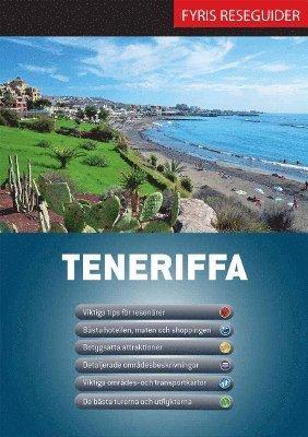 bokomslag Teneriffa med separat karta