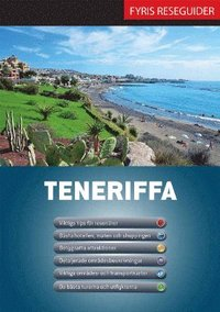 bokomslag Teneriffa utan separat karta