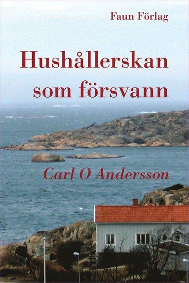 bokomslag Hushållerskan som försvann