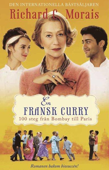 bokomslag En fransk curry : 100 steg från Bombay till Paris