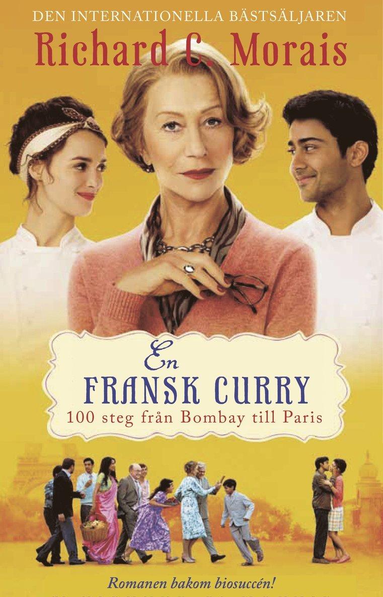 En fransk curry : 100 steg från Bombay till Paris 1