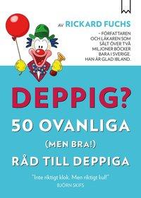 bokomslag Deppig?
