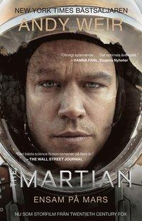 bokomslag The Martian : ensam på Mars
