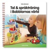 bokomslag Tal & språkträning i Babblarnas värld