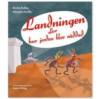 bokomslag Landningen