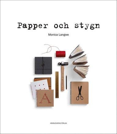 bokomslag Papper och stygn