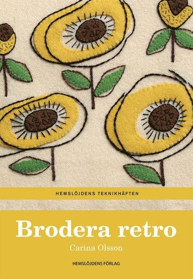 bokomslag Brodera retro