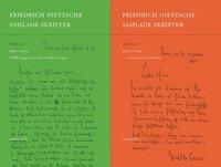 bokomslag Samlade skrifter. Bd 10.1 och Bd 10.2, Brev i urval