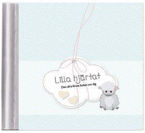 bokomslag Lilla hjärtat : den allra första boken om dig