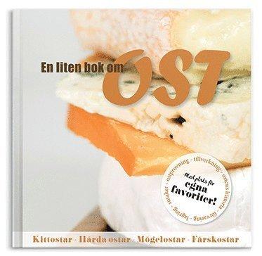 bokomslag En liten bok om ost