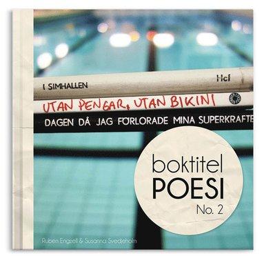 bokomslag Boktitelpoesi No.2