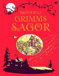 bokomslag Bröderna Grimms sagor