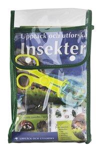 bokomslag Upptäck och utforska : insekter