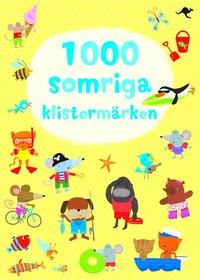 bokomslag 1000 somriga klistermärken