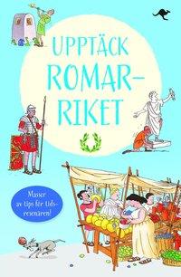 bokomslag Upptäck romarriket : baserad på Lucius Minimus Britanicus resor