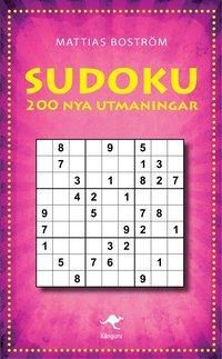 bokomslag Sudoku : 200 nya utmaningar