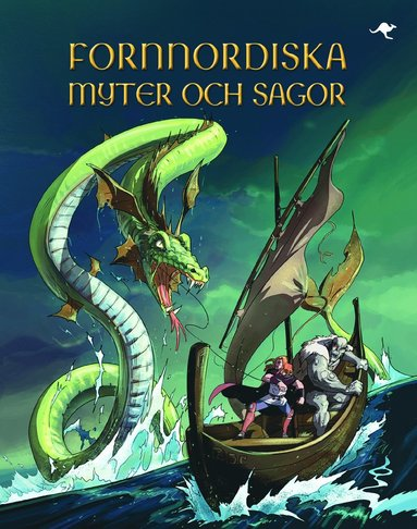bokomslag Fornnordiska myter och sagor
