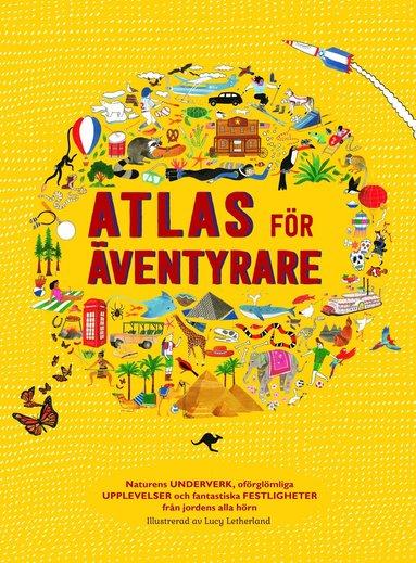bokomslag Atlas för äventyrare