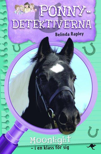 bokomslag Ponnydetektiverna: Moonlight - i en klass för sig