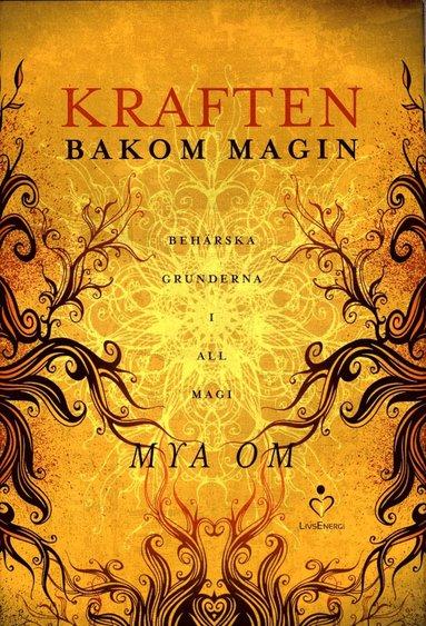 bokomslag Kraften bakom magin : behärska grunderna i all magi