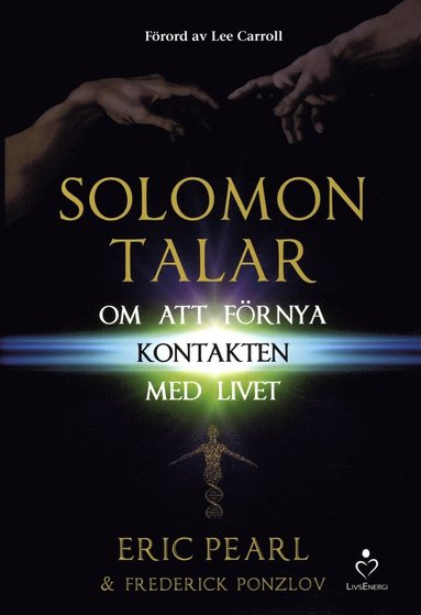 bokomslag Solomon talar om att förnya kontakten med livet