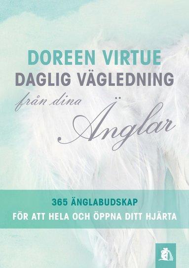 bokomslag Daglig vägledning från dina änglar