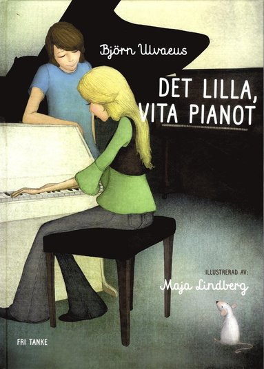 bokomslag Det lilla, vita pianot