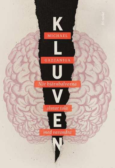 bokomslag Kluven : när hjärnhalvorna slutar tala med varandra